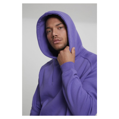 Blank Hoody - ultraviolet Urban Classics