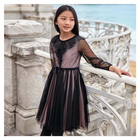Slavnostní šaty MAYORAL 7924 | červená