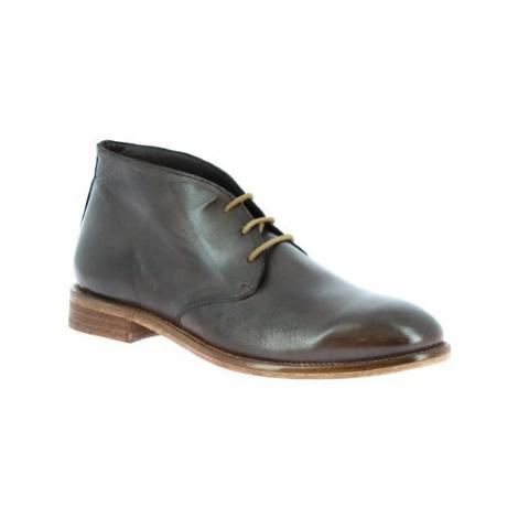 Leonardo Shoes 34302/110 PAPUA BRONZATO Hnědá