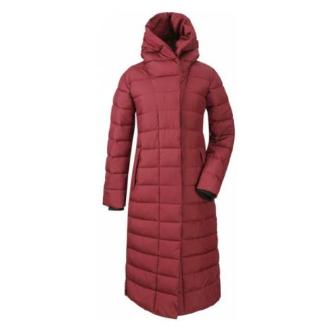 Dámský kabát Didriksons Stella červená Didriksons 1913