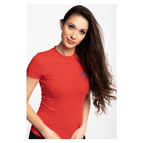 Guess dámské červené triko