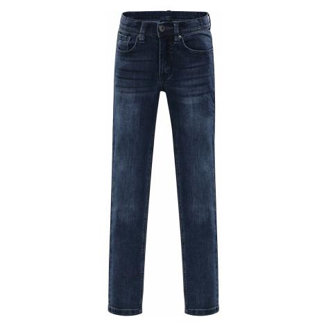 Dětské kalhoty Alpine Pro ALGODO 2 - modrá