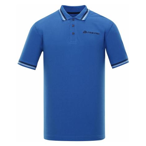 Pánské triko Alpine Pro PAP - modrá