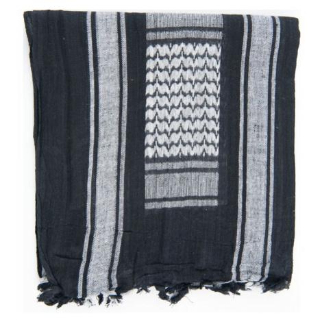 Šátek Palestina černá   bílá