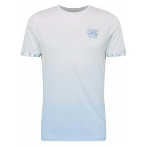 BURTON MENSWEAR LONDON Tričko modrá / bílá