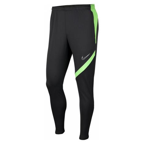 Pánské kalhoty Nike Dry Academy Pant KPZ černo-zelené