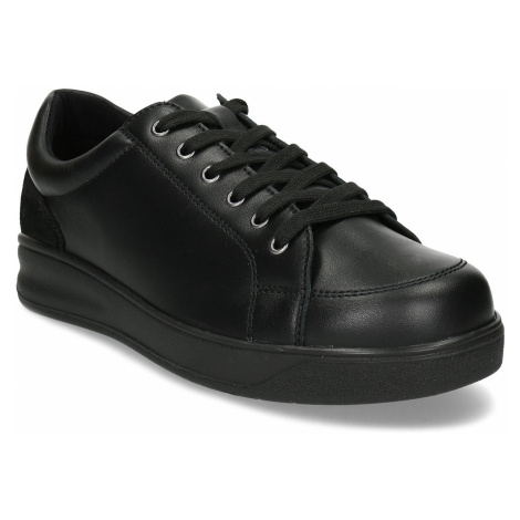 Pánská zdravotní obuv černá MEDI