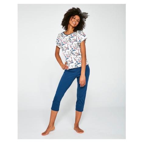 Dámské pyžamo Cornette 372/201 Sophie II kr/r 3XL-5XL