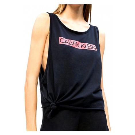 Dámské tílko Calvin Klein KW0KW00698 | černá
