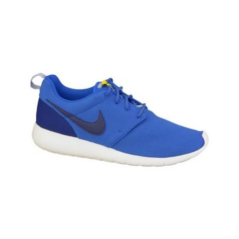 Nike Roshe One Gs 599728-417 Modrá