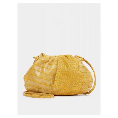 Tamaris žluté malá kabelka