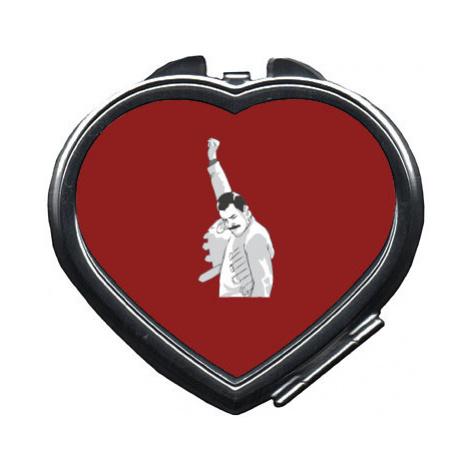Zrcátko srdce Freddie Mercury
