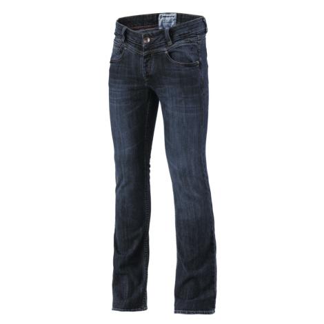 Dámské Jeansové Moto Kalhoty Scott W's Denim Xvi Tmavě Modrá