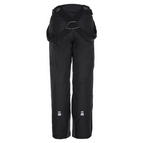 Dětské lyžařské kalhoty KILPI MIMAS-JB černá