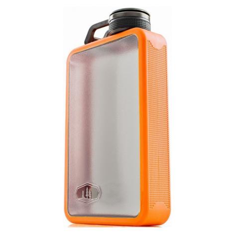 Placatka GSI Boulder Flask 295 ml orange