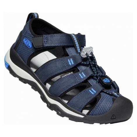 Dětské sandály Keen Newport NEO H2 JR blue nights/brilliant blue