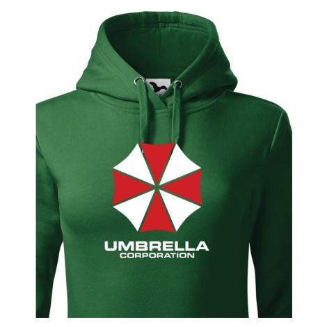 Dámska mikina Umbrella Corporation - triko ze série Resident Evil BezvaTriko