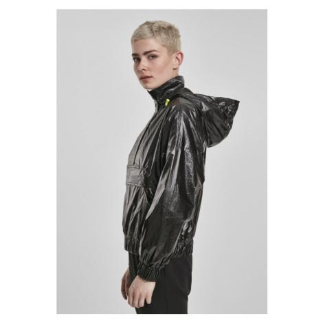 Ladies Vanish Crinkle Pull Over Jacket Urban Classics