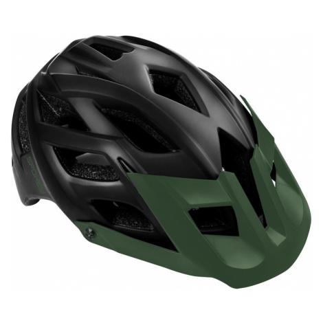 Spokey SINGLETRAIL Cyklistická přilba pro dospělé a juniory IN-MOLD, cm, černá