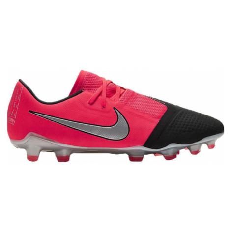 Nike PHANTOM VENOM PRO FG růžová - Pánské kopačky