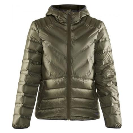 Craft LIGHTWEIGHT DOWN zelená - Dámská zimní bunda