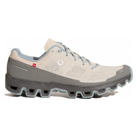 Běžecké boty On Running CLOUDVENTURE WOMAN béžová|modrá