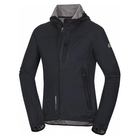 NORTHFINDER DALLAS Pánská softshellová bunda BU-3446OR269 černá