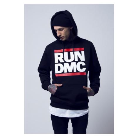 Mr. Tee Run DMC Logo Hoody black