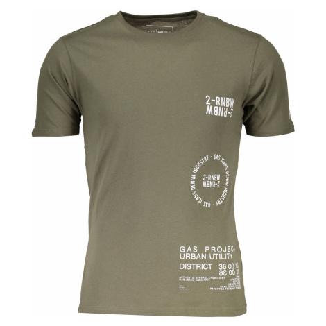 GAS tričko s krátkým rukávem