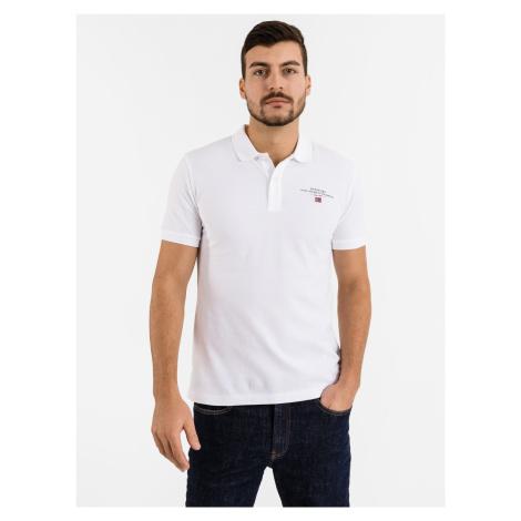 Elbas Polo triko Napapijri Bílá