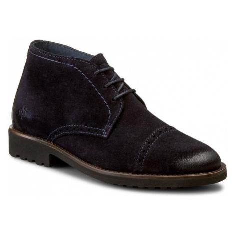 Kotníková obuv MARC O'POLO - 607 23064001 300 Navy 890