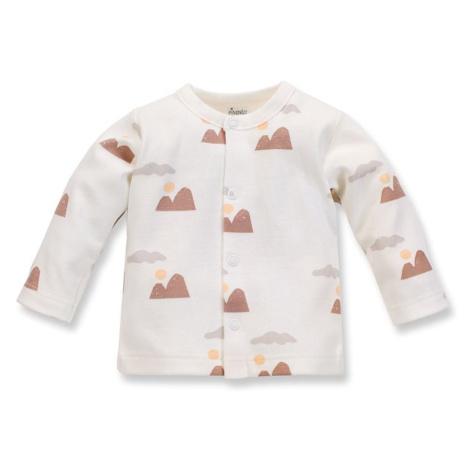 Pinokio Kids's Dreamer Baby Jacket Ecru/Pattern