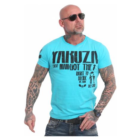 Tričko Yakuza Right To Decide