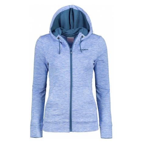 Women's sweatshirt Alony L blue-violet Husky