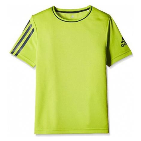 Dětské tričko adidas Training Zelená / Černá