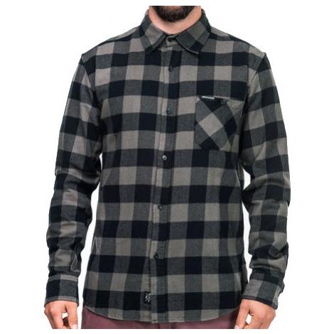Košile Horsefeathers Rashid gray checker
