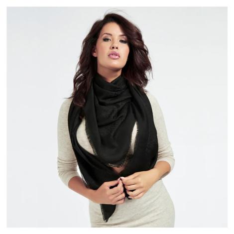 Guess dámská černý šátek