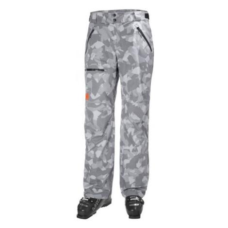 Helly Hansen SOGN CARGO PANT černá - Pánské lyžařské kalhoty