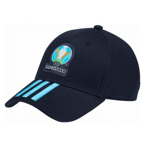 Dětská kšiltovka adidas Euro 2020 Tmavě modrá