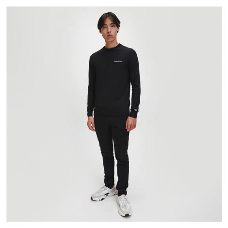 Calvin Klein pánský černý svetr