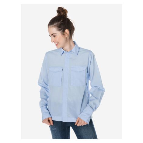 H-A Košile G-Star RAW Modrá