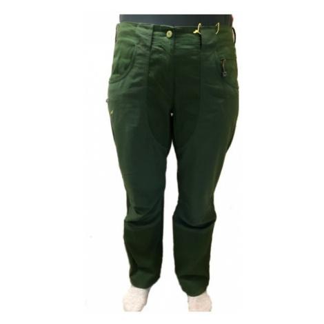 Salewa kalhoty dámské HUBELLA 3, zelená