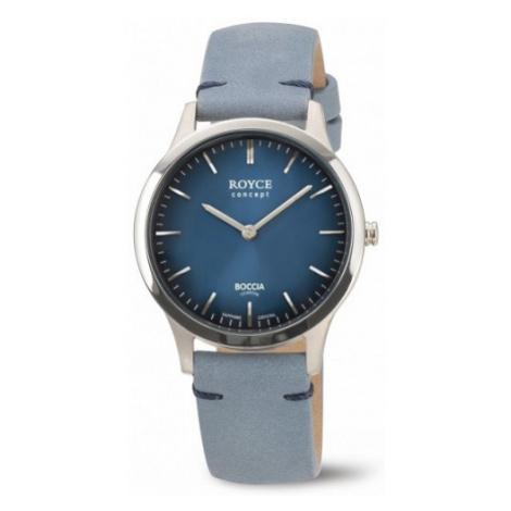 BOCCIA 3320-01, Dámské náramkové hodinky Boccia Titanium