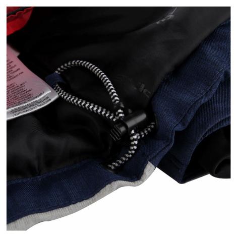 Dámská zimní bunda Alpine Pro SARDARA 3 - šedo-černá
