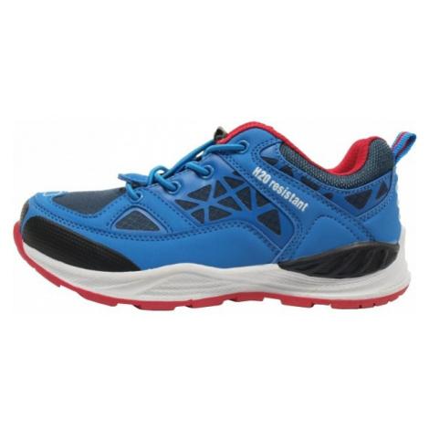 Umbro FAUD modrá - Dětská vycházková obuv