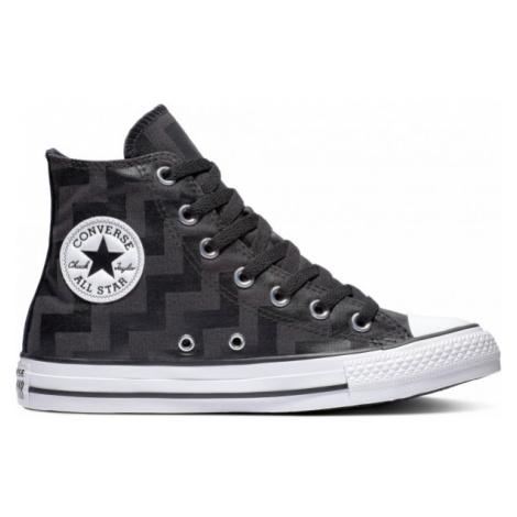 Converse CHUCK TAYLOR ALL STAR šedá - Dámské kotníkové tenisky