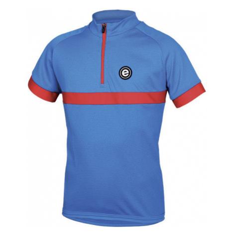 Dětský cyklistický dres Etape Bambino modro-červený