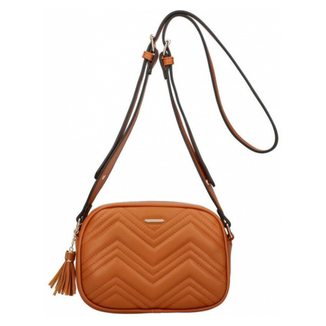 Am Montreux kabelka crossbody QUILTED BROWN 092