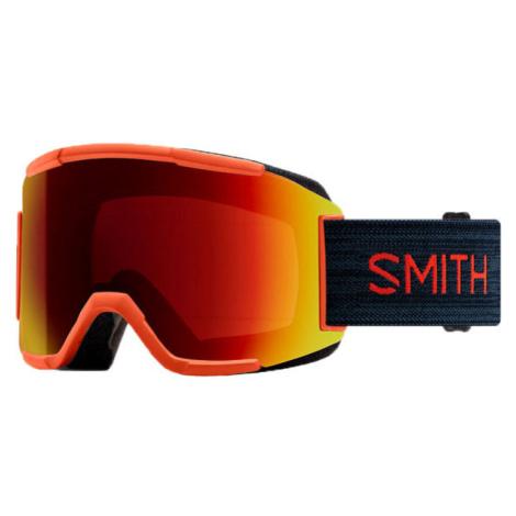 Smith SQUAD RED černá - Lyžařské brýle