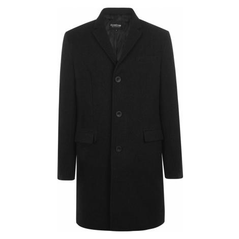 FIRETRAP Firetrap Block Wool Coat Mens Pánský kabát 60003402